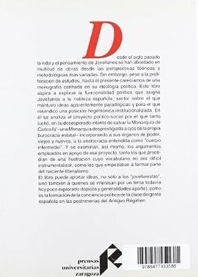 El reformismo político de Jovellanos. Nobleza y poder en la España del siglo XVIII Ciencias Sociales: Amazon.es: Baras Escola, Fernando: Libros