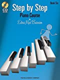 Step by Step Piano Course - Book 6 with CD, Edna Mae Burnam, 1423436105