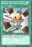Yu-Gi-Oh! - Hand Destruction (SDOK-EN028) - Structure Deck: Onslaught of the Fire Kings - 1st Edition - Common