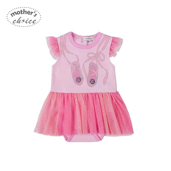 Occ Pijamas Enteros para Niñas Vestido Bebés Falda Princesa