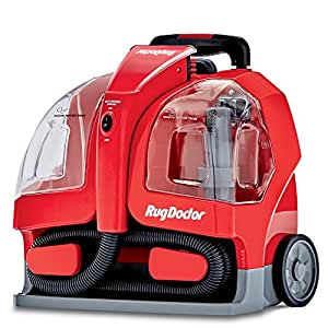Amazon Com Rug Doctor Portable Spot Cleaner Machine Red
