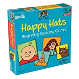Briarpatch Bob Books Happy Hats Beginning Reading Game Line