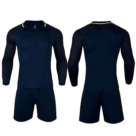 BUY-TO Conjunto de Pantalones de Jersey de fútbol de Manga Larga ...