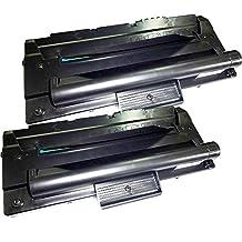 2 Inkfirst® Toner Cartridges SCX-D4200A ( SCXD4200A ) Compatible Remanufactured for Samsung SCX-4200 SCX4200 Black