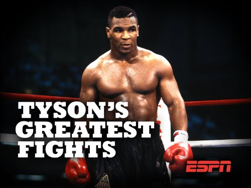 Amazon Com Tyson S Greatest Fights Season 1 Espn Amazon