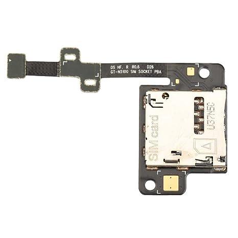 Vktech Micro SIM tarjeta SD lector de soporte para Cable ...
