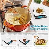 AMIR Digital Kitchen Scale, 3000g 0.01oz/ 0.1g