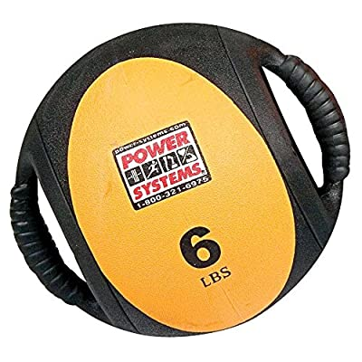 5462-MB-23 Power Systems CorBall Plus Medicine Ball