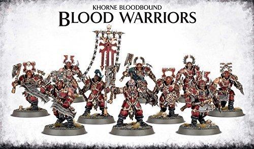 Khorne Bloodbound - Bloodwarriors by Games Workshop