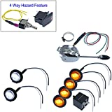 Turn Signal Kits (No Install Kit & No Horn, Lever Switch)