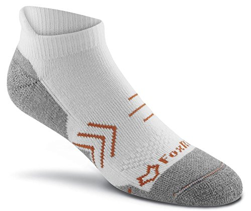 Fox River Copper Guardian Pro Anti-Odor Ankle Socks, Large, White - Fox River Ankle Socks
