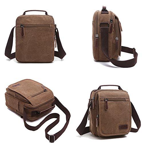 For Navy Bag Green Travel Nylon new Handbags Women Purse Enknight Shoulder Crossbody 4qFwSxI