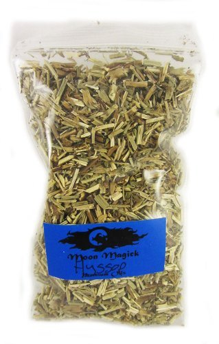 Amazon com: Hyssop Raw Herb 4 oz by Moon Magick: Health & Personal Care
