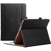 ProCase ASUS ZenPad 3S 10 9.7 Inch Case Z500M Z500KL - Stand Cover Folio Case for ASUS ZenPad 3S 10 Tablet -Black