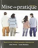 img - for Mise en pratique: Manuel de lecture, vocabulaire, grammaire et expression ecrite (6th Edition) by Alain Favrod (2012-02-01) book / textbook / text book