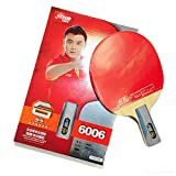 DHS Ping Pong Table Tennis Racket Paddle Bat 6 Star Penhold Short Handle