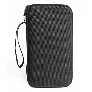 FitSand (TM) Travel Zipper Portable Carry Protective Hard Case Cover Box for INNOVA 3320 Auto-Ranging Digital Multimeter