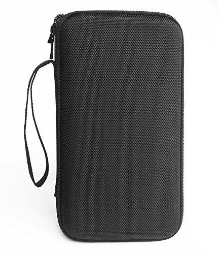 FitSand Carrying Zipper Hard Box for Plus Texas Casio, Calculator