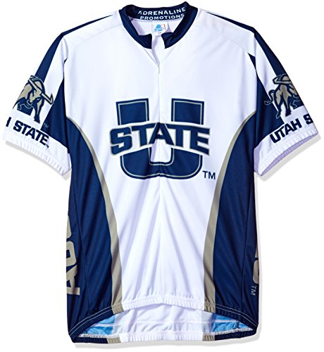 (NCAA Utah State University Cycling Jersey (Small) )