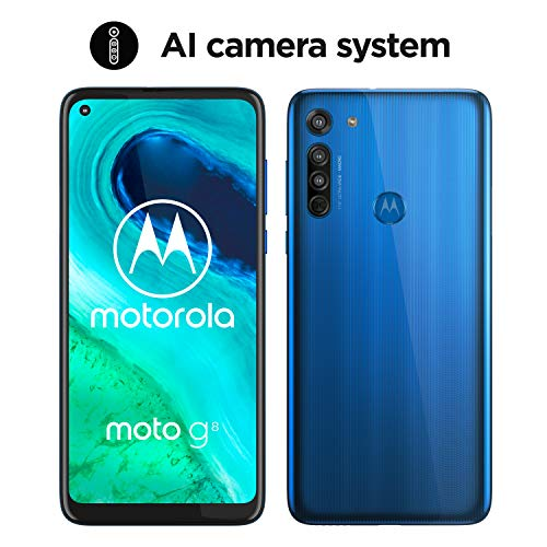 🥇 Motorola Moto G8
