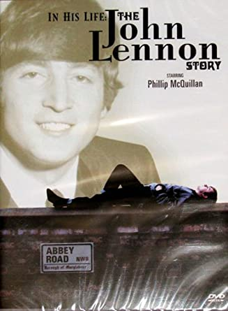 amazon in his life john lennon story dvd import tvドラマ