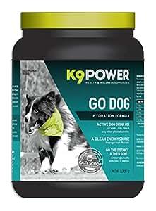 K9 Power — Go Dog — Hydration and Performance Formula – 2lb