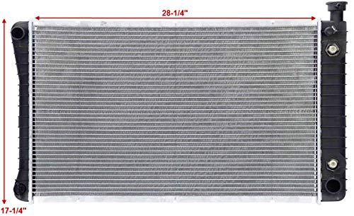 Sunbelt Radiator For Chevrolet C1500 C2500 K1500 K2500 4.3L 5.0L V6 V8 Must Measure core SEE PHOTO