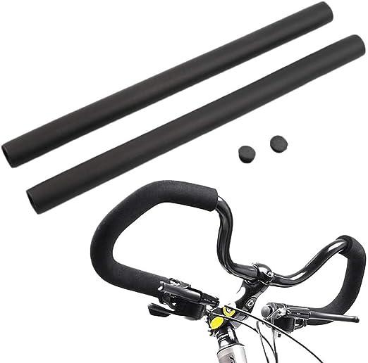 NO LOGO 2 Piezas Bicicleta Ciclo MTB Bicicleta de Carretera Suave ...