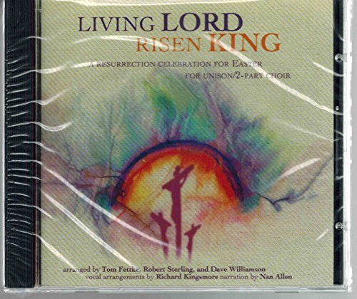 (Various Artists Living Lord Risen King Compact Disc)