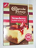 The Cheesecake Factory at Home Strawberry Premium Cheesecake Mix