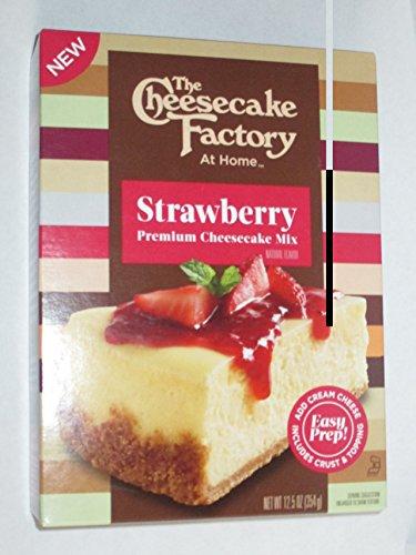 The Cheesecake Factory At Home Strawberry Premium Cheesecake Mix