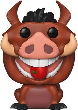 El Rey Leon - Funko Pop! Luau Pumba 9cm: Amazon.es: Juguetes y juegos