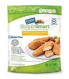 Perdue Simply Smart, Gluten Free Chicken Tenders, 1.125 lb ...
