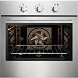 Electrolux FQ53X Built-in Electric 70L 2780W A Stainless steel - ovens (Built-in, Electric, A, Stainless steel, Rotary, Front)