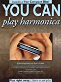 You Can Play Harmonica, Amy Appleby and Peter Pickow, 0825615178