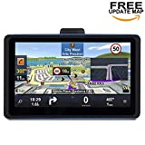 Best Navigator With Lifetime Maps - Portable Car GPS Navigation, TSWA 7 inch 8GB Review