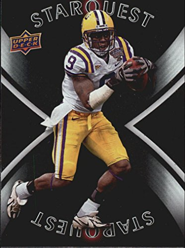 2008 Upper Deck Star - 2008 Upper Deck Star Quest Silver Board #SQ11 Early Doucet Card