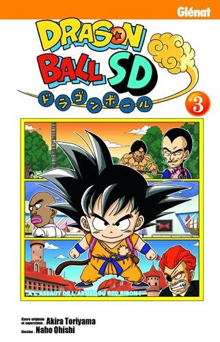 Dragon Ball SD - Tome 03 (French Edition)