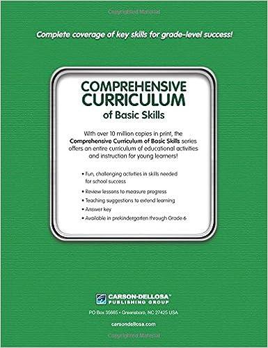 Workbook free high school reading comprehension worksheets : Comprehensive Curriculum of Basic Skills, Grade 3: Thinking Kids ...