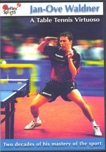 DVD: Jan-Ove Waldner: A Table Tennis Virtuoso