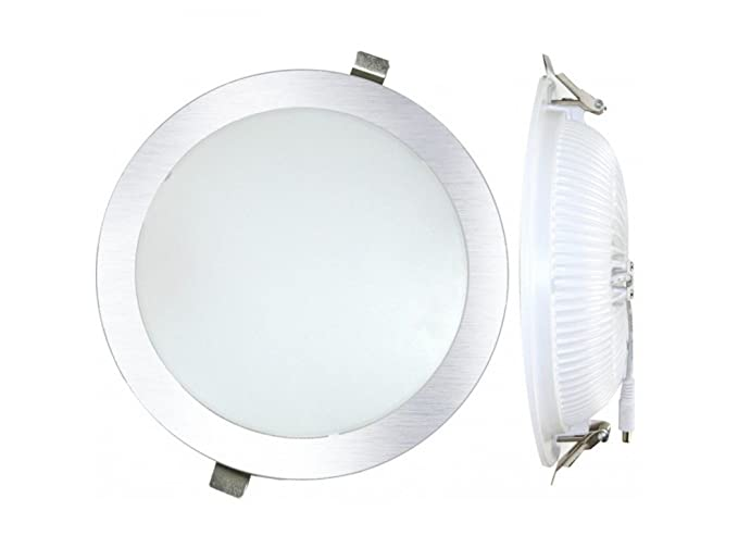 Silver Electronics Bombilla LED 4000K 25 W, Plateado 23 x 23 x 4.8 cm