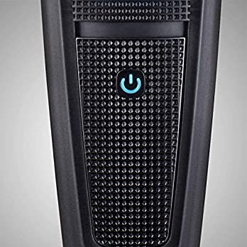 SYSKA HT100U Ultratrim Cordeless Rechargeable Trimmer Runtime: 45 Min – 10 Length Settings (Black)