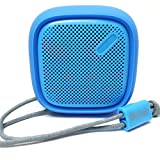 Oliitek Potable Bluetooth Speaker,HD Sound Super bass, Compact Size, Up to 66 Foot Wireless Range, IPX6, Perfect for Travel, Indoor, Outdoor,Beach, Poolside, FM Radio, USB Port.