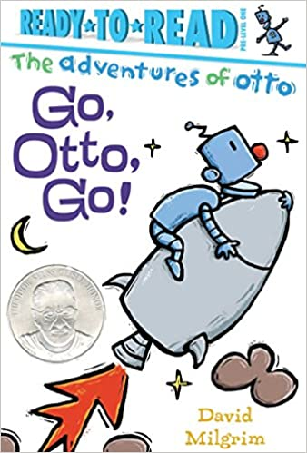 cover of go otto go