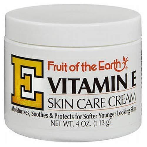 Fruit Of The Earth Fruit Of The Earth Vitamin E Skin Care Cream, 4 oz