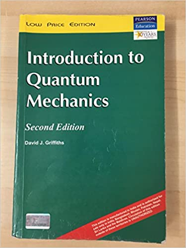 Buy Introduction To Quantum Mechanics (Old Edition) Book Online at