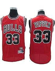 Retro Chicago Bulls Dennis Rodman # 91 Swingman Basketball Stitched Jersey