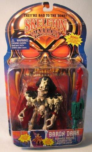 (Skeleton Warriors Baron Dark Action Figure)