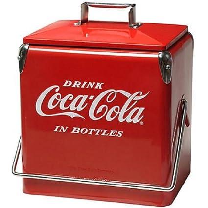 Buy Coca-Cola 1940s Replica Tin Cooler Online at Low Prices
