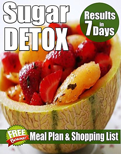 7-Day Sugar Detox: 33 DASH Diet Recipes to Curb Your Cravings Naturally [Breakfast Edition]